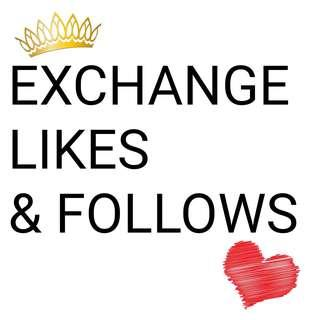 🚚 EXCHANGE LIKES AND FOLLOWERS