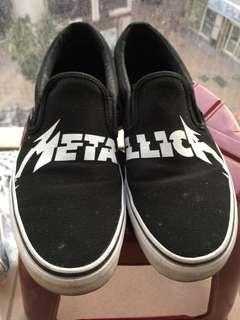 vans (metallica limited edition)