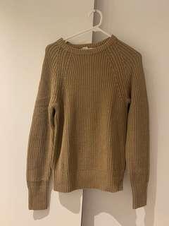 H n M knitwear