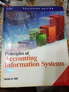 Principles of Accounting Information Systems by James Hall