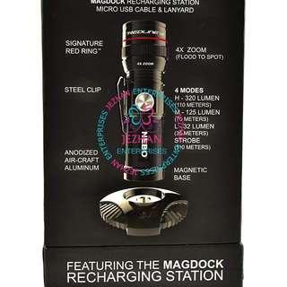 Nebo Redline RC with MagDock