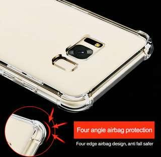 🚚 iPhone Samsung Huawei Oppo AIR CUSHION Drop Protection Case