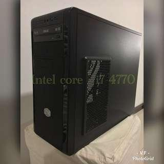 Intel®️ Core™️ i7-4770 Processor 3.40GHz (CPU)- CPU 09