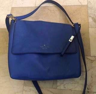 Kate Spade Grey Street Daveigh in Cobalt Blue