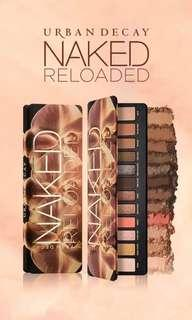 Eyeshadow Palette Urban Decay Naked Reloaded