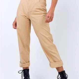 BNWT - Mink Pink - Neutral Scando Jeans - size 10