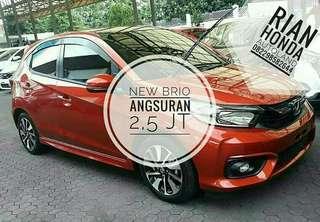 New Brio Angsuran 2,5 jt