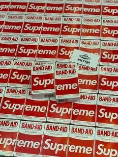 SUPREME® SS19 WEEK 2/BAND-AID®