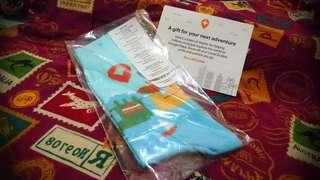 Google Local Guides Socks