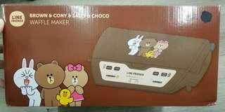 Waffle Maker of Line friends(NEW)