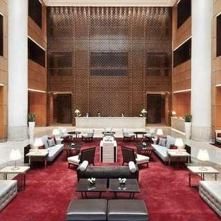 Singapore Marriott Tang Plaza Hotel Weekend Stay (1 night)