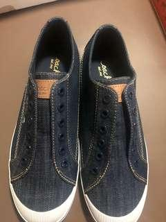 Authentic Coach Kelley Denim Sneaker
