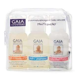 🚚 BNIP GAIA Baby Mini Traveller Set