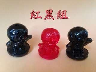 叮噹印章(紅、黑色)