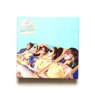 [INCL POSTER] wts red velvet summer magic normal edition unsealed album