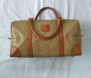 Vintage Celine Boston bag 35