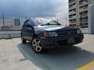 Toyota Starlet Manual