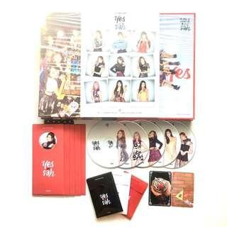[INCL POSTER] wts twice yes or yes unsealed album