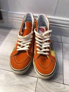 vans original hawaiian trainers 美版