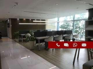 ♥️AWESOME VIEW!♥️ NICELY FITTED! SERVICED OFFICE IN RAFFLES PLACE / CBD AREA. HURRY CALL NOW!!