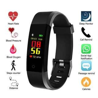 Waterproof Smart Watch Fitness Tracker