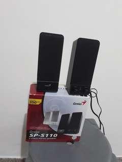 SP-S110 Stereo Speaker