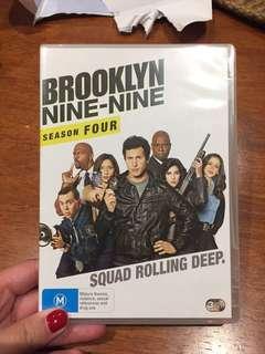 Brooklyn 99 - season 4