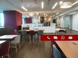 ♥️DE MODERNISTIC!♥️NICELY FITTED SERVICED OFFICE WITH AWESOME VIEW! VISION EXCHANGE NEAR JURONG MRT