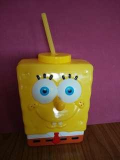 Spongebob Drinking Cup