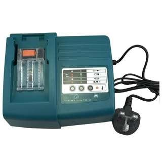 Replacement Makita MAK-CH01 Charger for Makita Tools 7.2V-18V Ni-MH, Ni-CD, LXT Li-ion tool Battery, WITH EXTRA BATTERY #1213