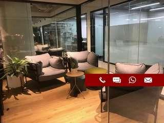 ♥️GORGEOUSLY FITTED♥️ BRAND NEW SERVICED OFFICE/CO-WORKING SPACE IN MARINA SQUARE! MUST VIEW!