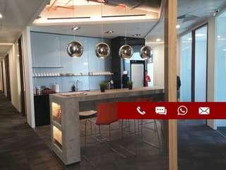 ❤GRADE A SERVICED OFFICE!❤ NICELY FITTED WITH AWESOME VIEW! IN WESTGATE TOWER. ACT FAST, CALL NOW!
