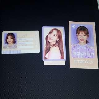 WTS/WTT #TWICE2 photocards