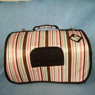 Pet carrier - CAT or DOG (Paws brand)