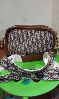 Dior sling bag not original