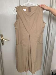 Sample sale dress size L