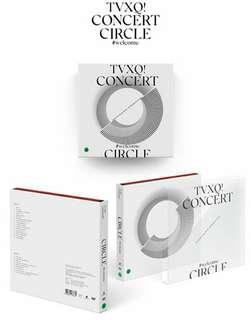 TVXQ! Concert Circle Welcome
