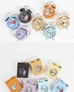 BT21 OST Jewelry - Table Clock