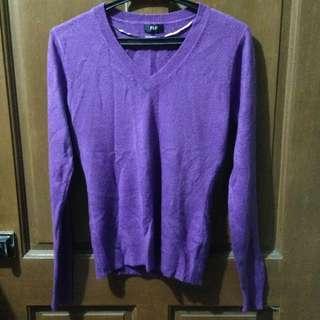 F&F Knitted Sweater (Purple)
