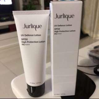 Jurlique UV defence lotion 防曬乳霜