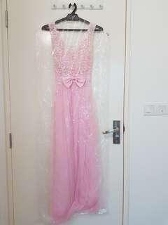 Dinner Dress Pink