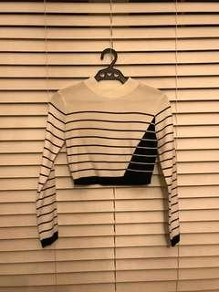 MENDOCINO crop sweater
