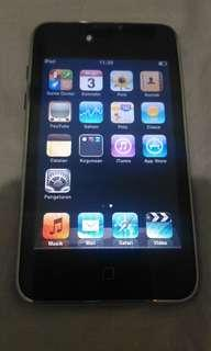 Ipod touch 2 8GB black