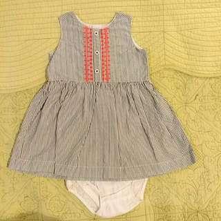 🚚 Baby Girl Dress (12 month's)