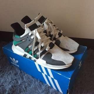 🚚 Adidas ADV EQT SUPPORT 綠白