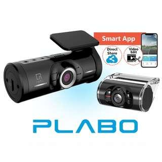 nefu PLABO  No.1 Korea WIFI car camera/Dashcam-Front and Rear Dual Camera, Superior Night Vision 1080P FHD, Car Video Recorder With G-sensor, Loop Recording, Motion Detection, 24 HOURS RECORDING