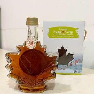 百利世加拿大原裝進口楓糖/100%純天然/經ECO認證/琥珀色A級