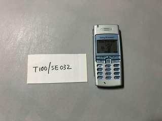 Sony Ericsson T100 - SE032 Dummy Phone  原廠手機模型 經典手機型號  電影電視道具,陳列,珍藏紀念, 回憶那些年我們用過的手機