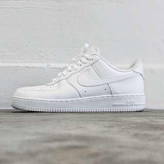 🚚 Nike Air Force 1 (Low-Cuts)