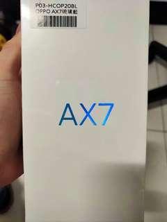 🚚 OPPO AX7琉璃藍